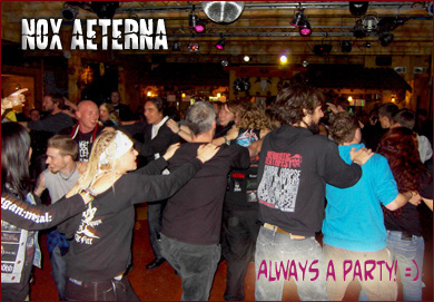 Nox Aeterna @ The Dark Carnival Festival