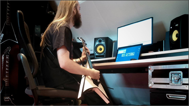 Nox Aeterna is working on their new upcoming album!